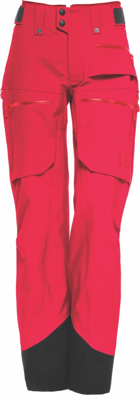 Norrøna Lofoten Gore-Tex Pro Pants (W) Jester Red