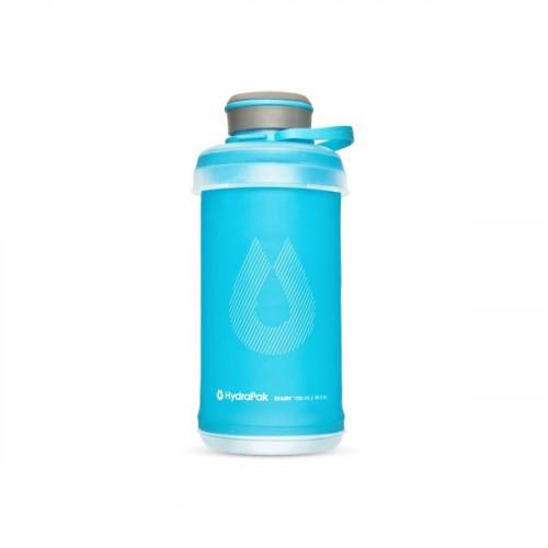 Hydrapak Stash Bottle Blå 1L