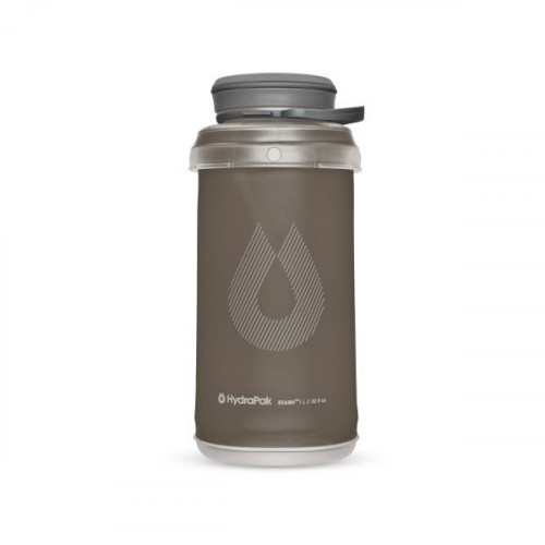 Hydrapak Stash Bottle Grå 750ML