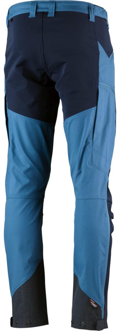 Lundhags Makke Mens Pant AzureDeep Blue