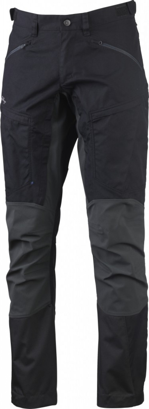 754d4a5f Lundhags Makke Pro Men's Pant Black/Charcoal | Fjellsport.no