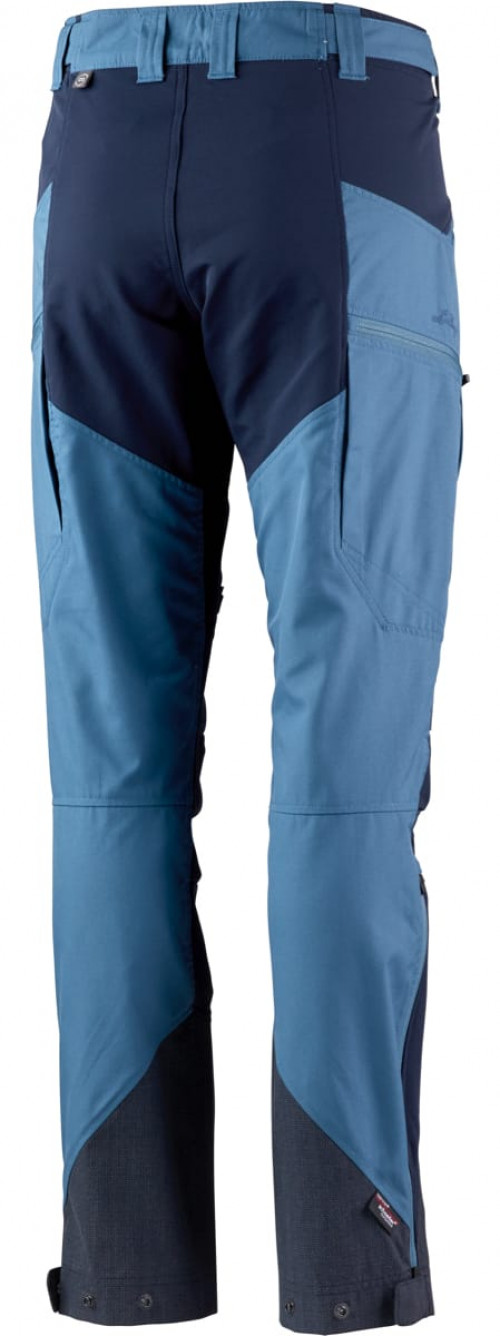 Lundhags Makke Womens Pant Azure/Deep Blue