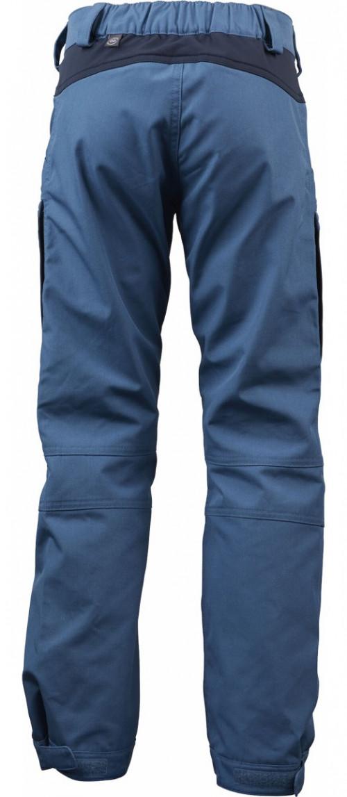Lundhags Lockne Jr Pant Azure/Deep Blue