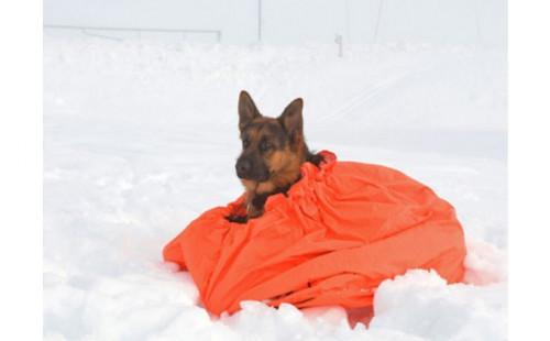 Jerven Jervehiet For Hund <L Fjellkamuflasje 65x65cm