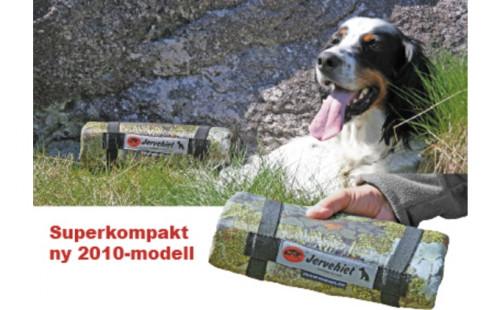 Jerven Jervehiet For Hund <M Fjellkamuflasje 55x55cm
