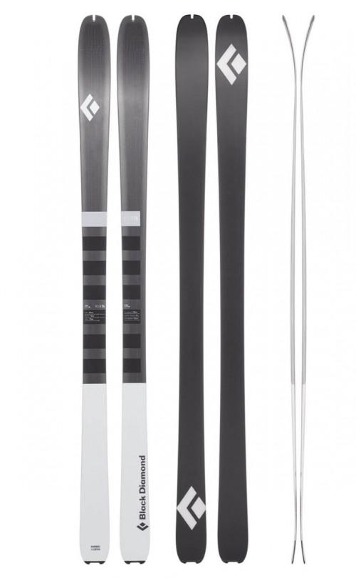 Black Diamond Helio 76 Skis