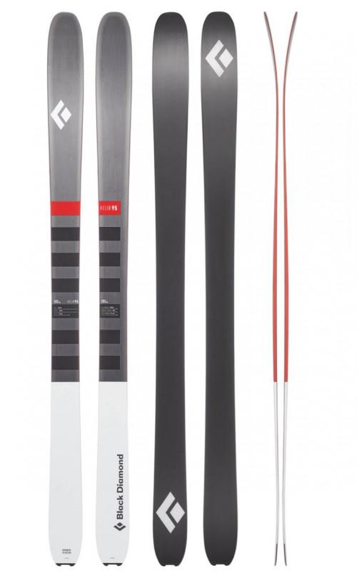 Black Diamond Helio 95 Skis