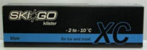 SkiGo XC Blå Klister -2/-10°C 60g