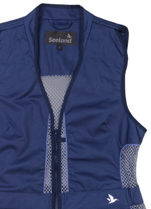 Seeland Skeet II Lady Vest Patriot Blue