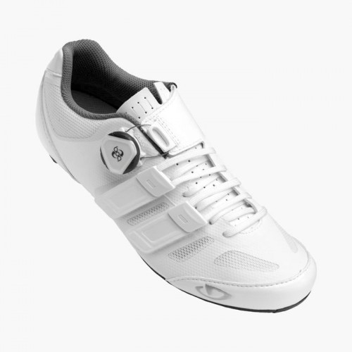 Giro Sykkelsko Raes Techlace W White