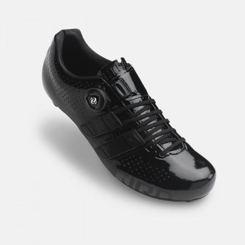 Giro Sykkelsko Factor Techlace Black