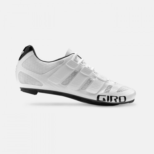 Giro Sykkelsko Prolight Techlace White