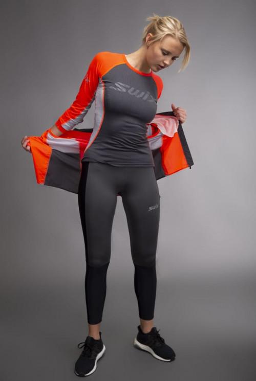 Swix Radiant Vest Women's Neon Red