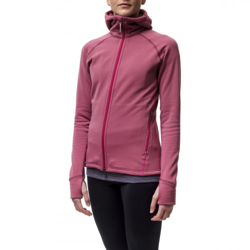 Houdini Women's Power Houdi Utah Pink