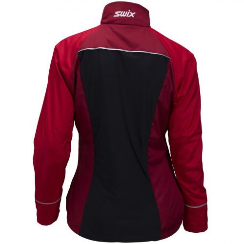 Swix Trails Jacket Women's Swix Red