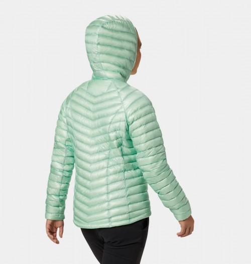Mountain Hardwear W Ghost Whisperer Hooded Down Jacket Pristine