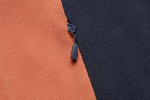 Norrøna Trollveggen Powerstretch Pro Zip Hood W's Campanula