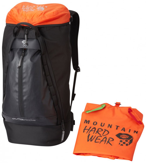 Mountain Hardwear Splitter Station 40 Pack Black
