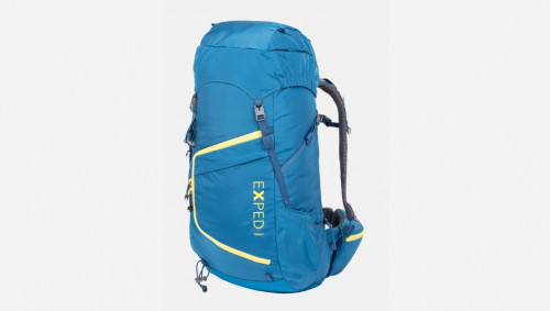 Exped Traverse Deep Sea Blue 35L S-M