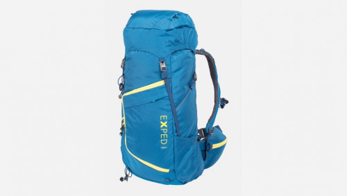 Exped Traverse Deep Sea Blue 40L M