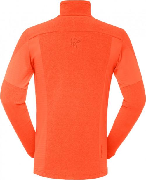 Norrøna Falketind Warm1 Jacket (M) Pureed Pumpkin
