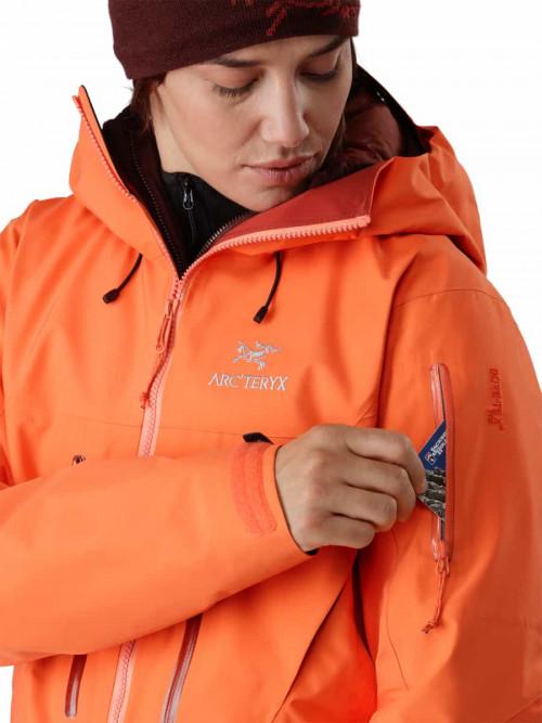 Arc'teryx Alpha SV Jacket Women's Proteus