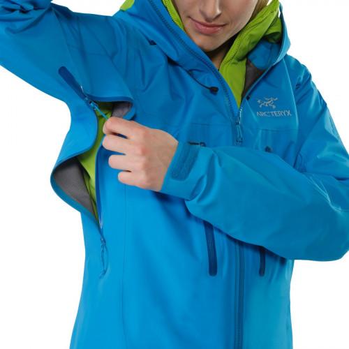 Arc'teryx Alpha AR Jacket Women's Flare