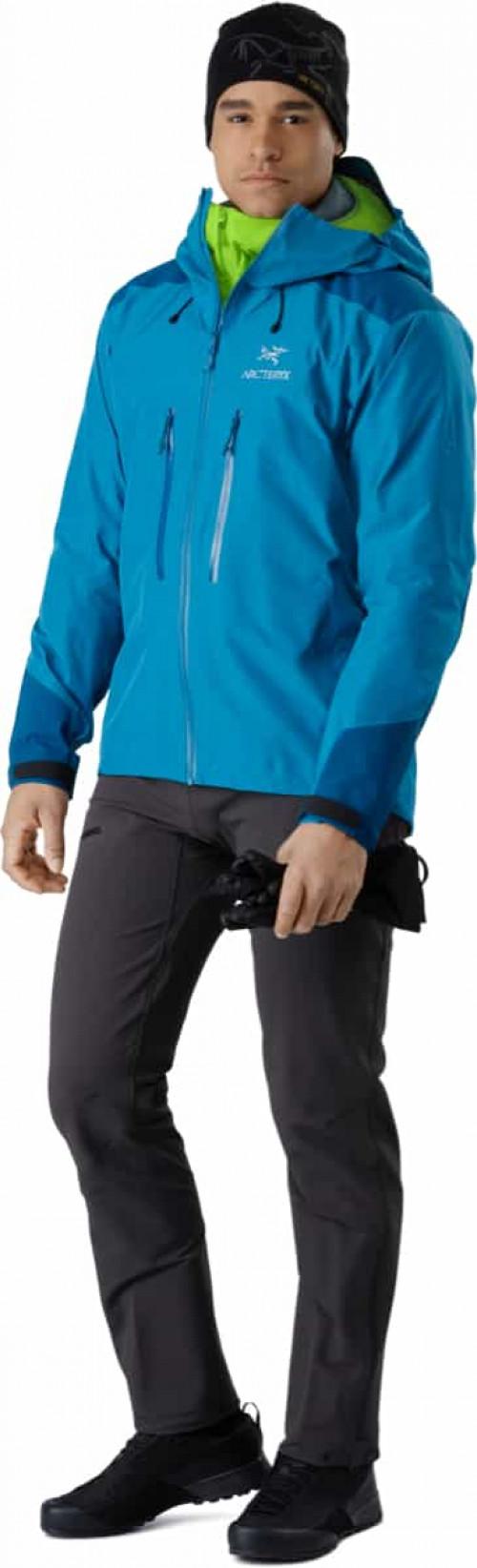 Arc'teryx Alpha AR Jacket Men's Thalassa