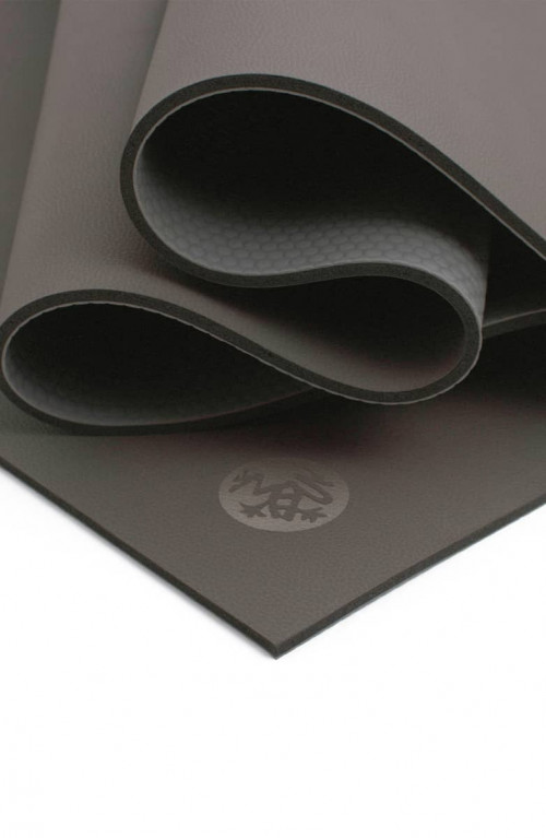 Manduka Grp 6mm-Solid-71 Inch-Steel Grey Steel Grey 180,3