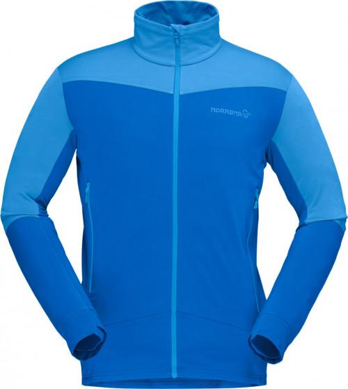 Norrøna Falketind Warm1 Stretch Jacket M's Campanula/Olympian Blue