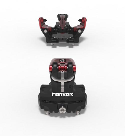 Marker Alpinist 12 Black - Red