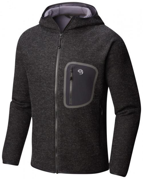 Mountain Hardwear Hatcher™ Full Zip Hoody Black