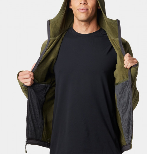 Mountain Hardwear M Keele Hoody Dark Army