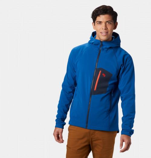 Mountain Hardwear M Keele Hoody Nightfall Blue