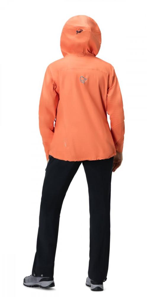 Norrøna Falketind Gore-Tex Jacket (W) Flamingo