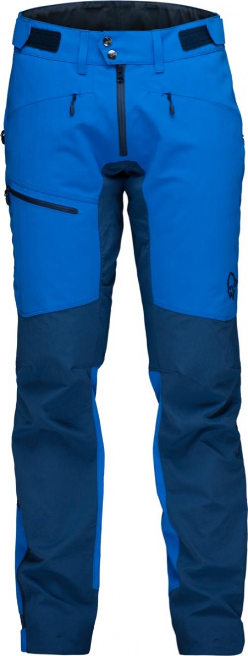 Norrøna FALKETIND FLEX HEAVY DUTY PANTS Bukse blue
