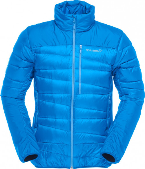Norrøna Falketind Down Jacket Men's Hot Sapphire