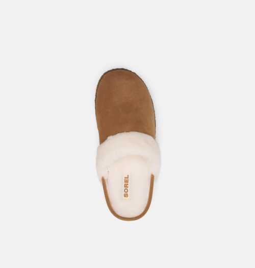 Sorel Nakiska Slide II W Camel Brown, Na