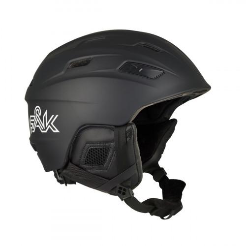 Fåk Duved Alpine Helmet Black