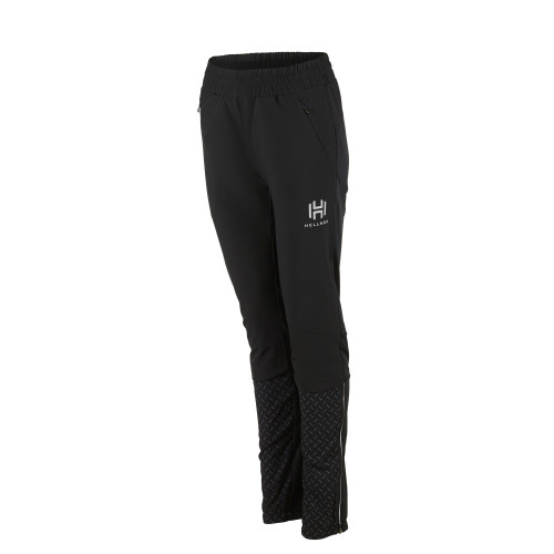 Hellner Harrå Hybrid Pant Women Jet Black