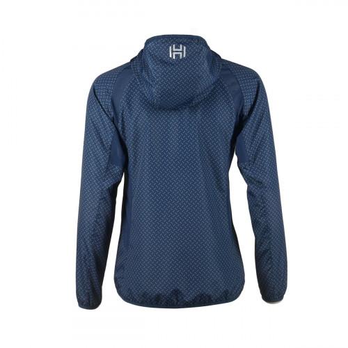 Hellner Kuoranen Wind Jacket Women Dress Blue