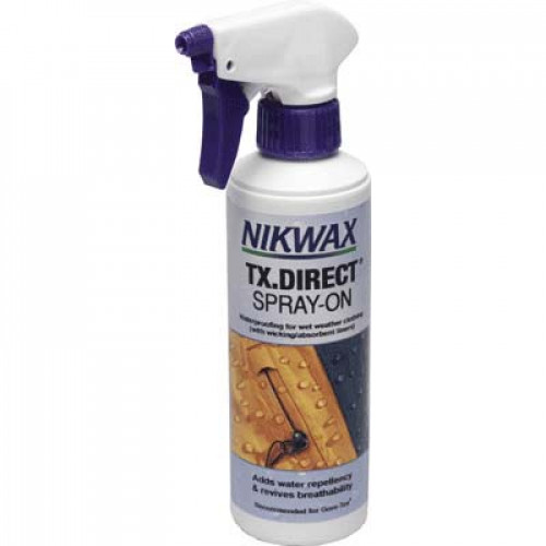 Nikwax TX impregnering tekstiler membran/mikrofiber spray 300ml