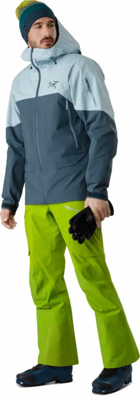 Arc'teryx Rush Jacket Men's Cyborg