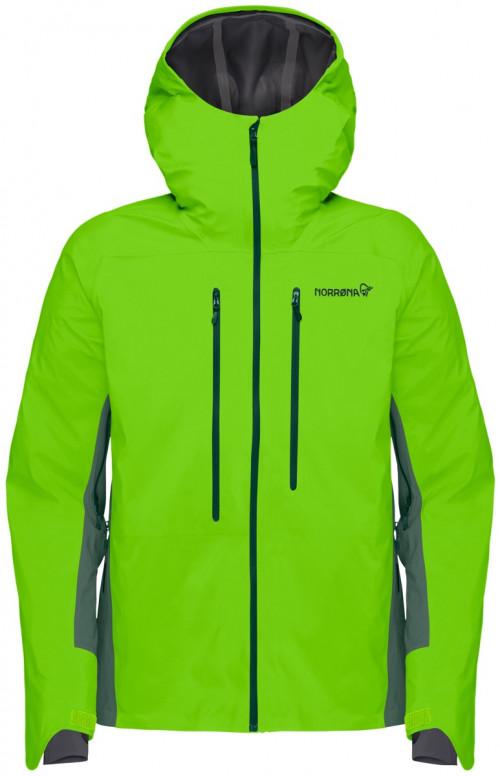 Norrøna Lyngen Windstopper Hybrid Jacket (M) Bamboo Green