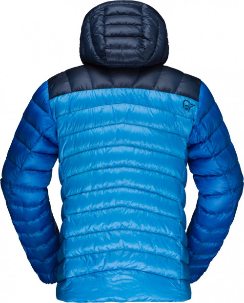Norrøna Lyngen Down850 Hood Jacket (M) Indigo Night