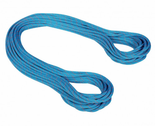 Mammut 9.5 Crag Classic Rope 60 m Blue-White