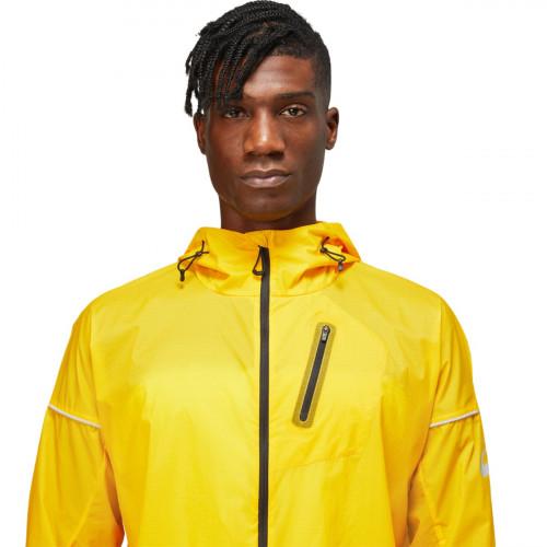Asics Fujitrail Jacket M's Sunflower