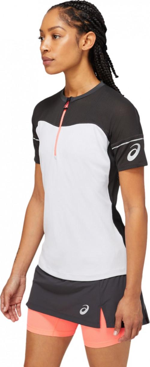 Asics Fujitrail Top W's Graphite Grey/Brilliant White