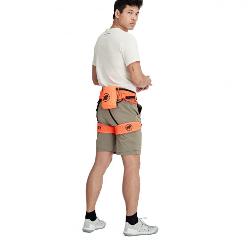 Mammut Sender Harness Safety Orange