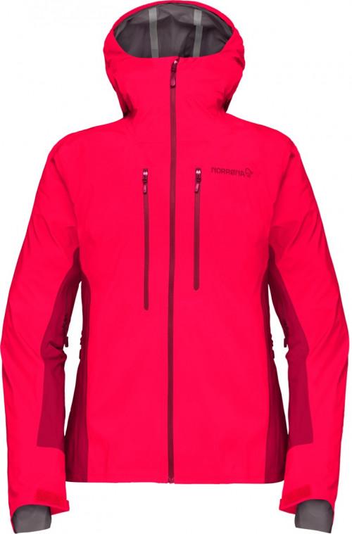 Norrøna Lyngen Windstopper Hybrid Jacket (W) Crisp Ruby